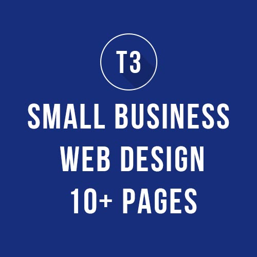 Website Design for more than 10 Webpages