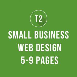 Website Design for 5-9 Webpages